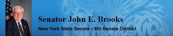 Senator John E. Brooks